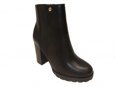 Shoes-More Buffalo Damen Stiefelette B 118 A- 54 schwarz