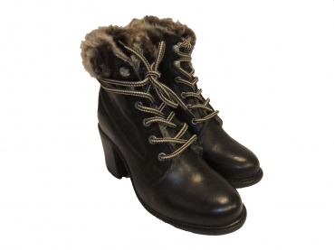 Shoes-More Buffalo Stiefelette Booties Mexico ES 30497 preto schwarz