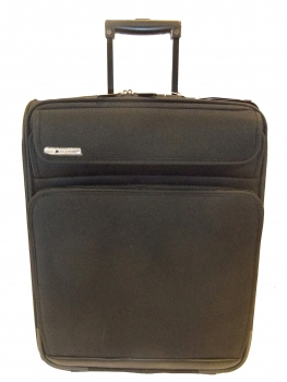 Shoes-More Delsey Computer Business Trolley Laptopfach 2 Rollen 53 cm 000193730005R schwarz