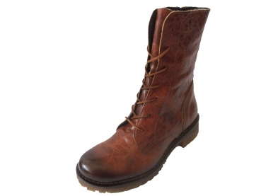 Shoes-More Lazamani Damen Boot 74440 cognac