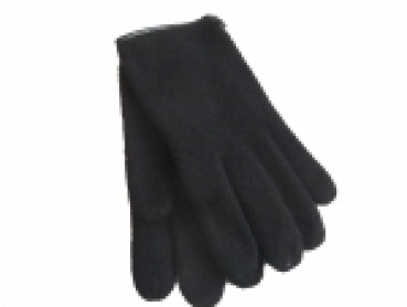Shoes-More Mc- Burn Herren Strickfingerhandschuhe Gr.: 9,5, 8656-7 schwarz