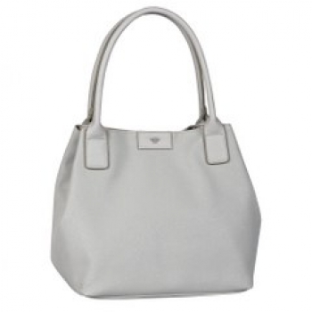 Shoes-More Tom Tailor Damen Miri Shine Shopper 25034-04 grey